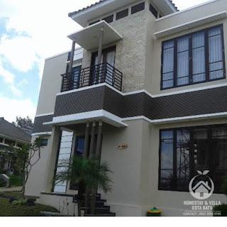 Sewa Villa Batu Malang