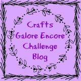 Crafts Galore Challenge Blog
