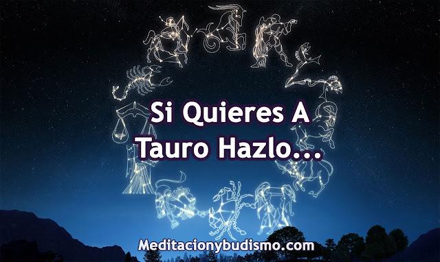 SI QUIERES A TAURO HAZLO...
