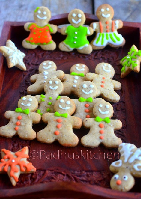 Gingerbread Cookies Easy Gingerbread Men Cookies Recipe