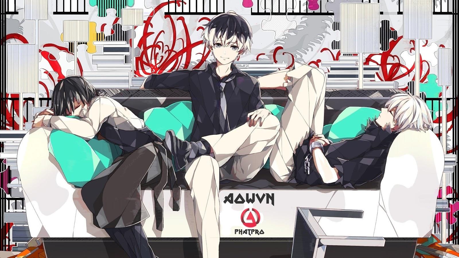 TG%2B4%2B %2BPhatpro%2B%25282%2529 min - [ Anime 3gp Mp4 ] Tokyo Ghoul: Re SS4 | Vietsub - Chặng Đường Cuối Cùng Của Tuyệt Phẩm - Siêu Hay