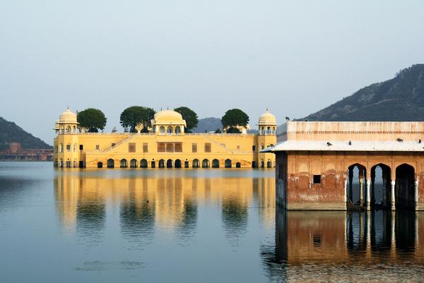 Man Sagar (Jaipur, India)
