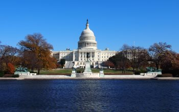 Wallpaper: United States Capitol