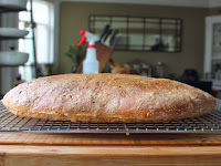 Whole Wheat Ciabatta – Not Bad, Which is Great!