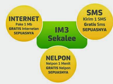 paketan internet im3