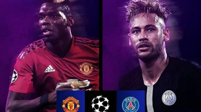 مباراة باريس سان جيرمان ومانشستر يونايتد 6-3-2019 دوري ابطال اوروبا