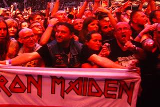 Iron Maiden Wrocław 3.07.2016