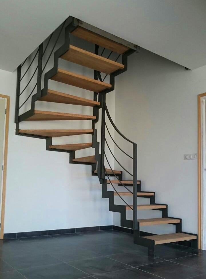 Escaleras interiores para casas escalera interior de - Escaleras interiores casas ...