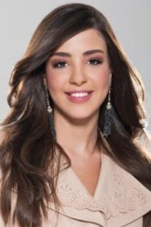 نوران عطا الله (Nouran Atallah)، مذيعة مصرية