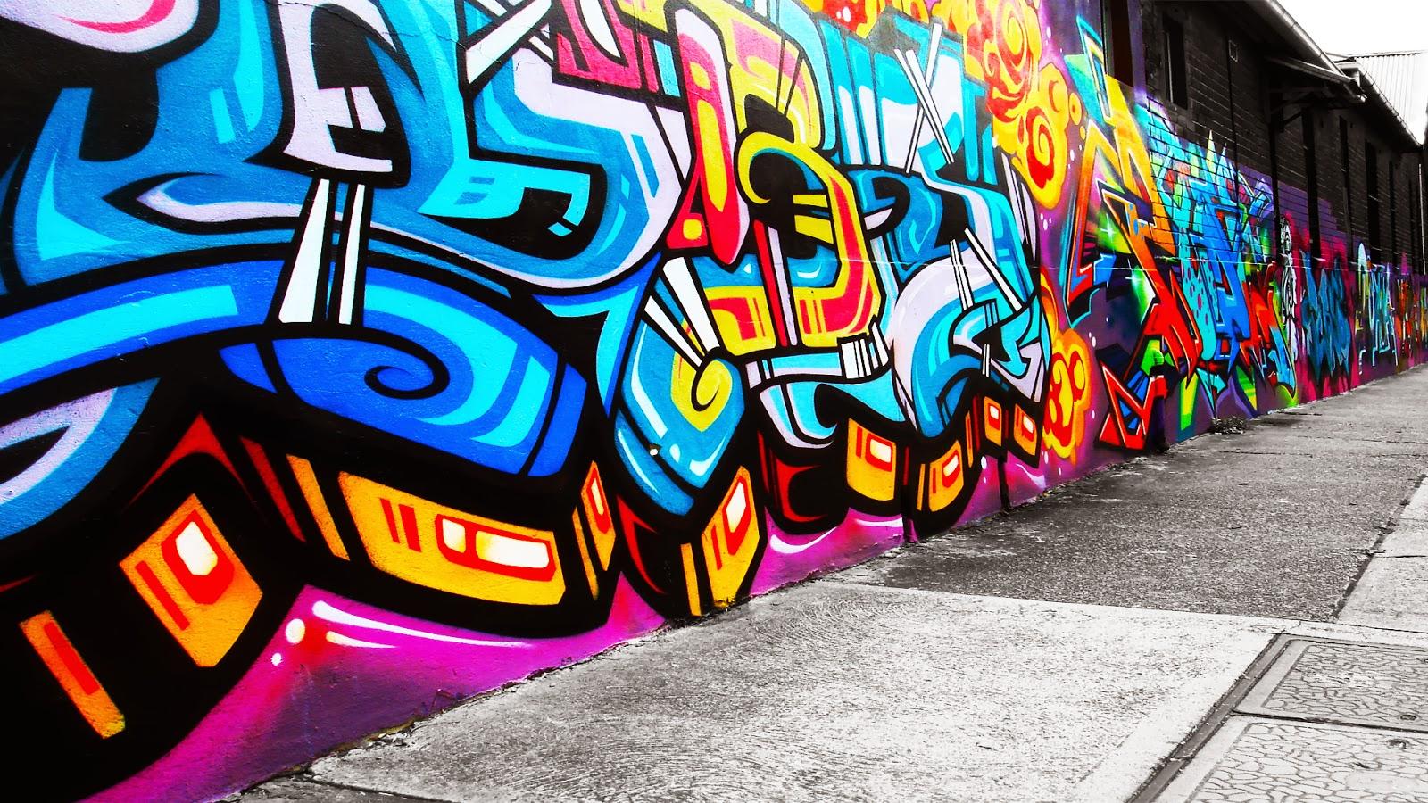 Graffiti Art History