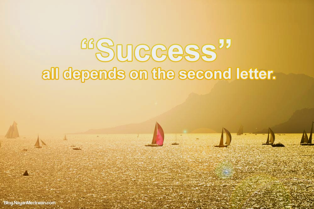 Success Awesome Quote & Saying