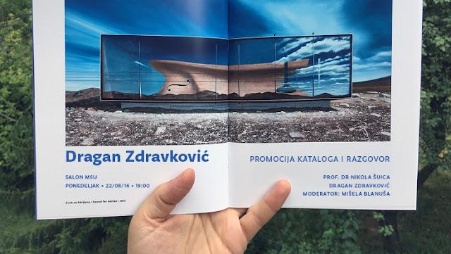 """Dragan Zdravković """"Stanje hibernacije"""""""