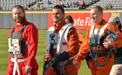 Star Wars Night 2016 at Turner Field | Atlanta Braves