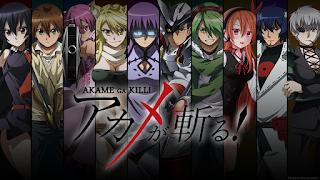 Akame ga Kill! - Episódio 01