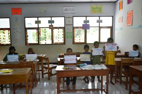 anak-anak calon pemimpin Indonesia