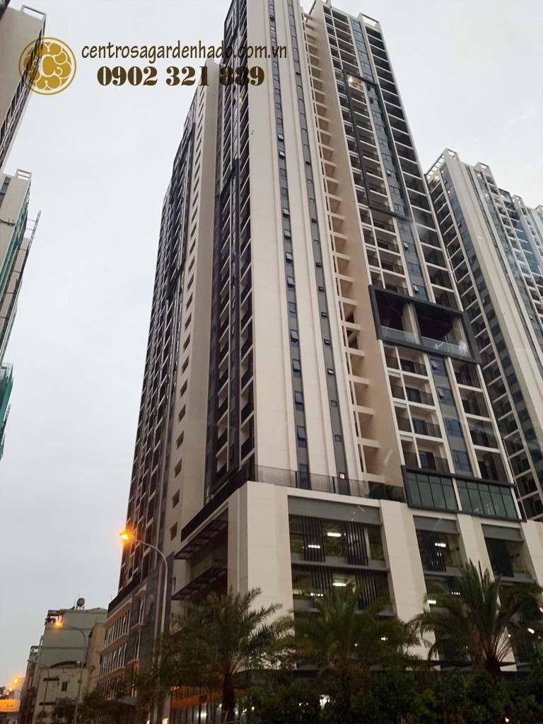 Bán gấp căn hộ 1PN Centrosa Garden tầng 30 Orchid 2 - hình 3