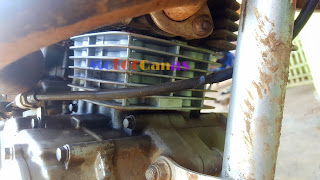 Bore UP 63mm Kawasaki KLX 150 Jadi 170cc
