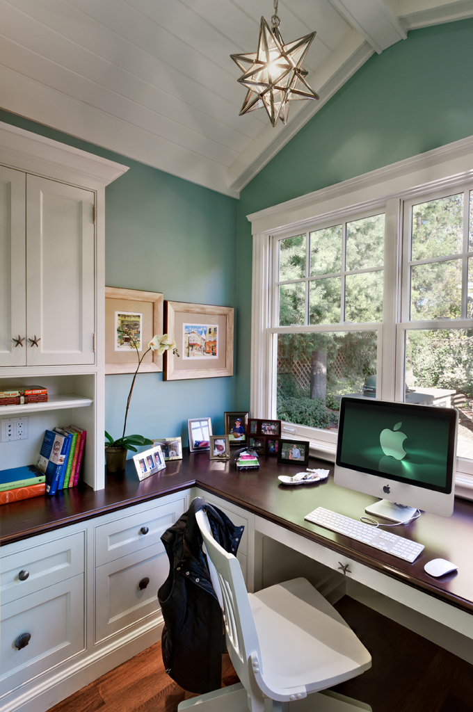 Blue And Green Rooms Pinterest