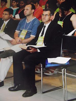 Charles e Irmãos em Curso para Professores de EBD/AD...