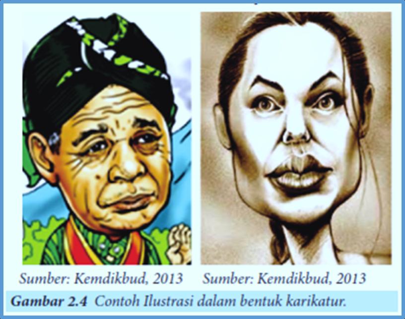Pendidikan Dan Pembelajaran: Menggambar Ilustrasi
