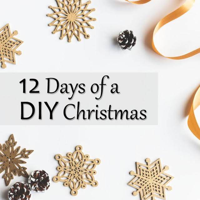 12 Days of a DIY Christmas Day #8 Wooden Reindeer Puzzle