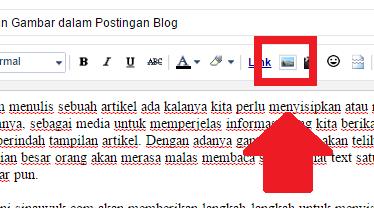 Gambar pada postingan blog, gambar,blog,blogger,postingan