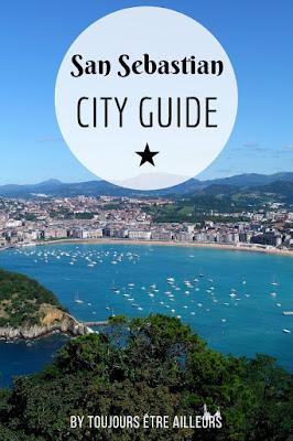 Sept idées pour découvrir San Sebastian en une journée, de la plage de la Concha aux bars à pintxos, en passant par une balade dans la vieille ville. #cityguide #Spain #artnouveau