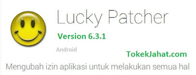 Download Aplikasi Lucky Patcher Latest Version