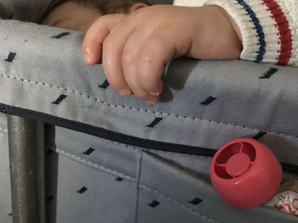 Prendre l'avion avec bébé : retour d'expérience !