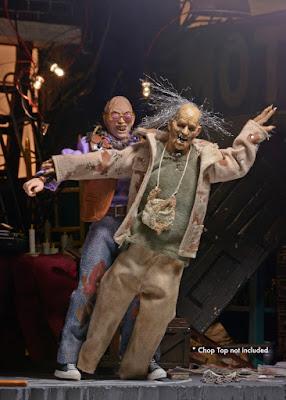 "Nubbins Sawyer Collector's Set de ""Texas Chainsaw Massacre"" - Neca"