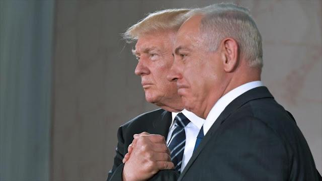 Trump siente una 'lealtad obsesiva' hacia Israel