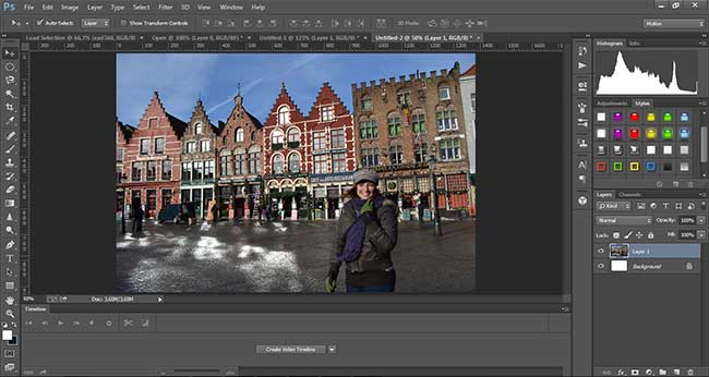 Tutorial Adobe Photoshop CC