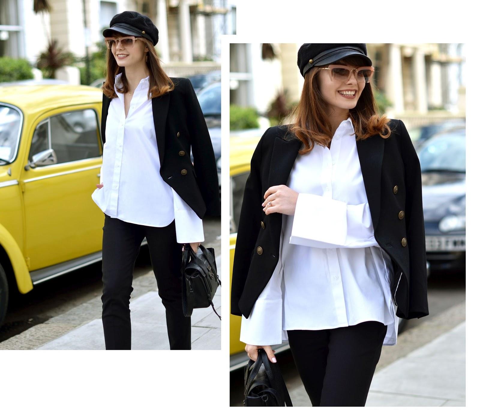 moda | torba phillip lim | czern i biel | kamila mraz | cammy |