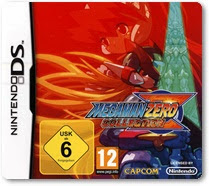 Megaman Zero Collection NDS, español , mega