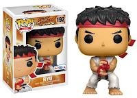 Funko Pop! Ryu Toys 'R US