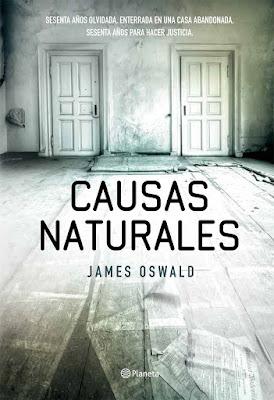"""""""Causas naturales"""" de James Oswald"""