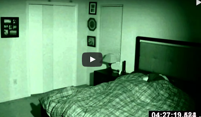 Seram  video Tak Tahan Diganggu Suami Isteri Pasang Kamera Waktu Tidur rakaman Mengerikan Buat Mereka Histeria