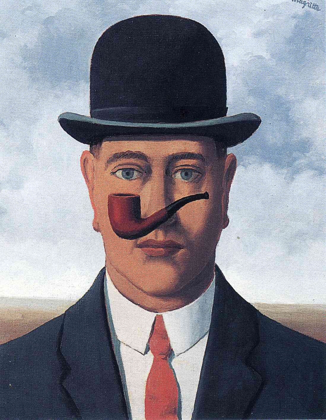 Day 131- René Magritte- Evoking Mystery – Day of the Artist  |Rene Magritte Paintings