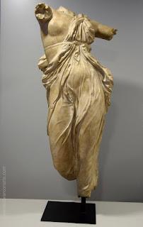 Griechische weibliche Torso