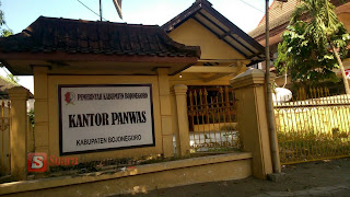 Sudah Dilantik, Panwaskab Bojonegoro Belum Ajukan Pinjam Pakai Kantor