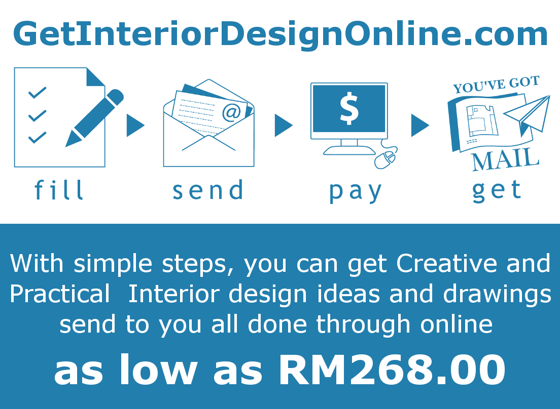 Interior Design Charges Malaysia