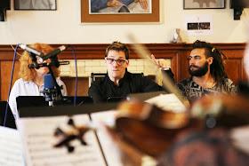 James Rose - photo Hanazushi Rhodes, Royal Academy of Music