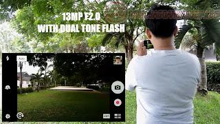 Kamera Belakang ASUS Zenfone Selfie