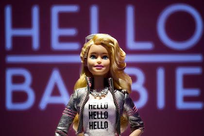 Talking Barbie voicetech startup PullString
