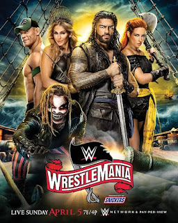Wrestlemania 36 Temporada 1 audio latino