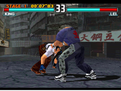 Tekken 3 - Free Download Full Version Games for PC at Abbasi Free Games