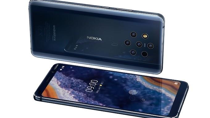 Nokia presenta su nuevo smartphone equipado con 5 cámaras