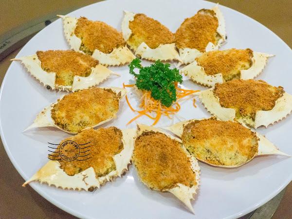 Ocean Green Restaurant & Seafood 海洋青海鲜楼@ Georgetown, Penang