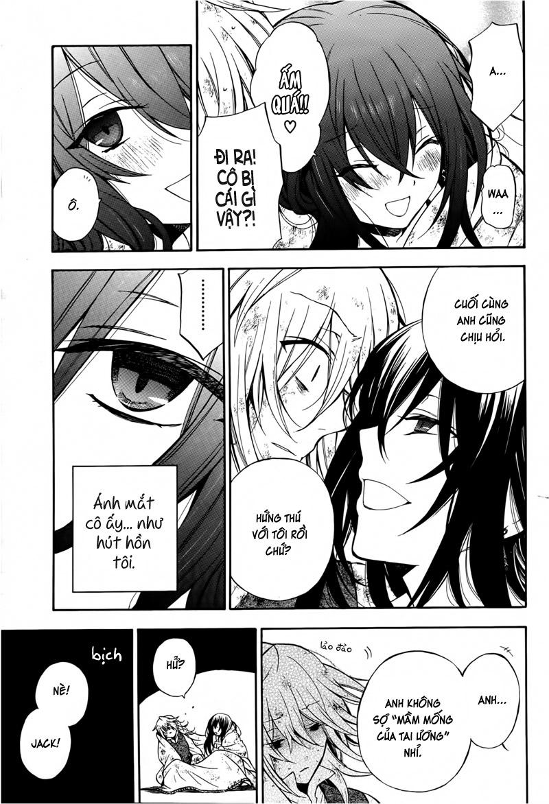 Pandora Hearts chương 066 - retrace - lxvi jack trang 10
