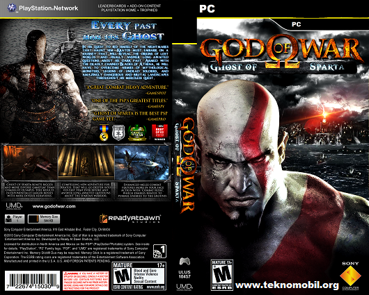 God Of War Ghost Of Sparta Pc Full